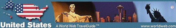 Travel Guide Website for USA